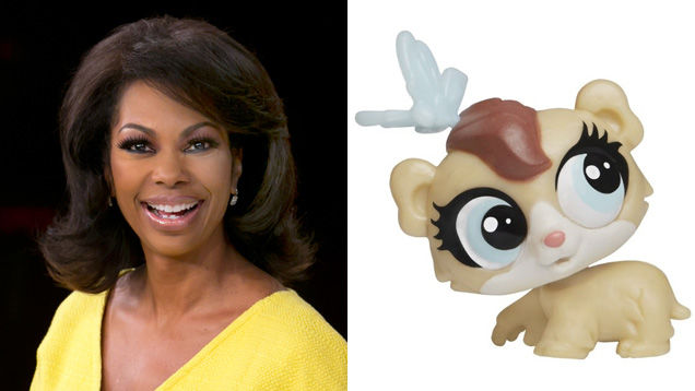 Will the Real Harris Faulkner Please Stand Up!