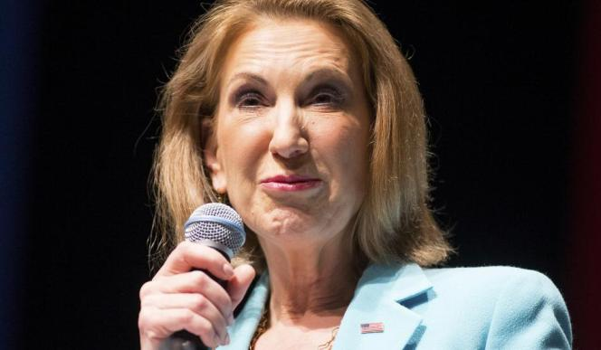 Carly Fiorina Rises From the Crypt of Failed Candidacies