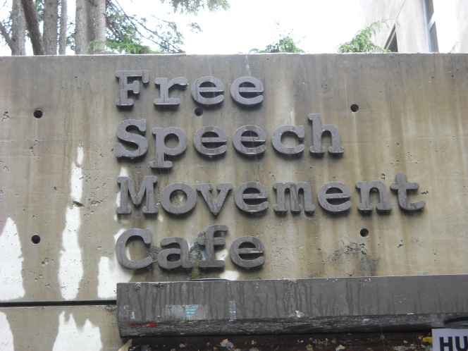 Birthplace of Campus Free Speech Now a Hotbed of Free Speech Suprression
